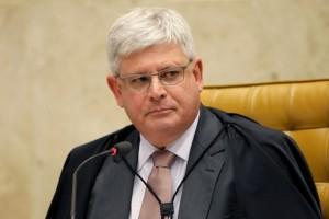 O procurador-Geral Rodrigo Janot