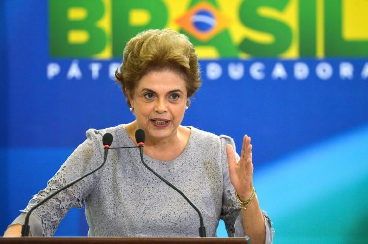 """""""Não renuncio em hipótese nenhuma Fotos: José Cruz/Agência Brasil/Fotos Públicas"""