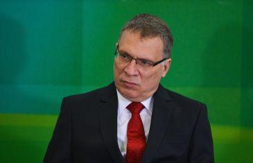 """O ministro da Justiça, Eugênio Aragão: """"Ninguém detém a prerrogativa da moralidade"""" - Foto:José Cruz/Agência Brasil/Pública"""