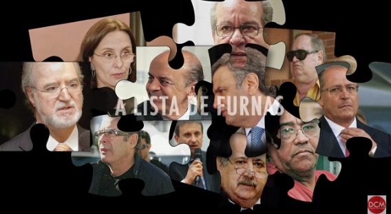 Imagem capturada do documentário do DCM