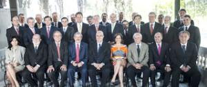 Lula em palestra empresarios chilenos