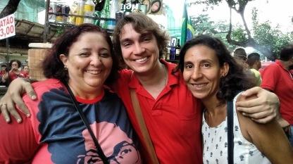 Betania, Rodrigo Fish e cia
