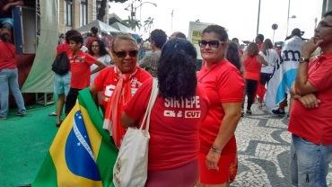 sindicalistas mulheres