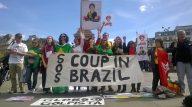 Londres: #SOSCoupInBrasil