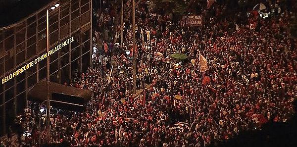 Multidao e Dilma-Pepe Damasco