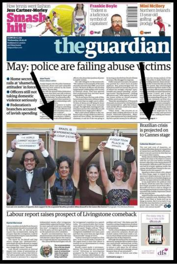 The Guardian da quartya 18.05.2016