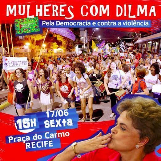 17 de junho_Mulherescom Dilmna_n