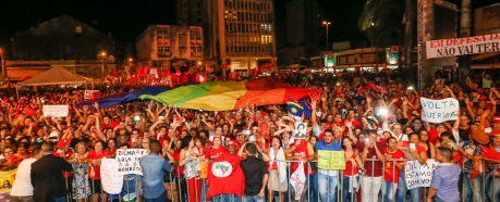 Recife - PE, 17/06/2016. Presidenta Dilma Rousseff durante Ato Mulheres pela Democracia contra à Violência. Foto: Roberto Stuckert Filho/PR