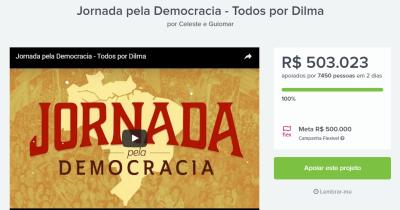 jornada pela democracia
