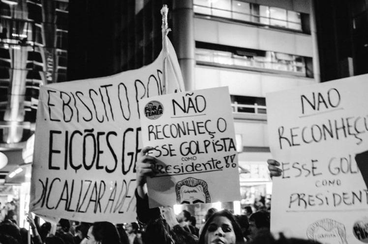 Em São Paulo, manifestantes vivem rotina de truculência policial, mas não saem das ruas - Foto:M[idia Ninja