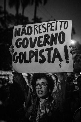 Leandro Taques e Fernando Lopez/Jornalistas Livres
