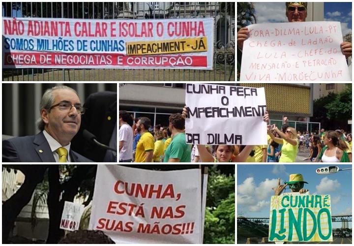 Os patriotas de ocasião e a frase da vergonha nos portões do Palácio da Liberdade, em Beagá, em março deste ano , e em manifestações subsequentes Brasil afora - Montagem capturada no Pragmatismo Político