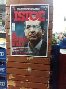 Metódo tucanopig: capa para desconstruir adversário às vésperas da eleição; - imagem capturada no FB/Paulinho Saturnino