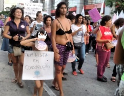 Gatinha feminista