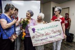 Homenagem a Eleonora Menicucci_Linhas do Horizonte- Casa dos Jornalistas_Alejandra Coronel_M[idia Ninja