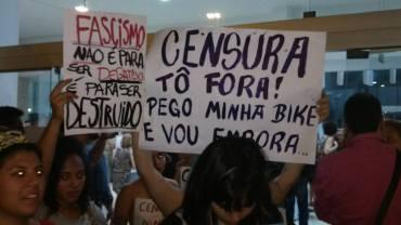 Manifestação contra a censyura ni OA_BH_Marcelo Passos_n