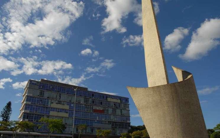 Reitoria da UFMG - Foto: Foca Lisboa/UFMG