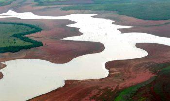 Barragem de Três Marias no Rio do São Francisco, em Minas: gestão da água é o problema - Foto Manoel Marques/Imprensa-MG