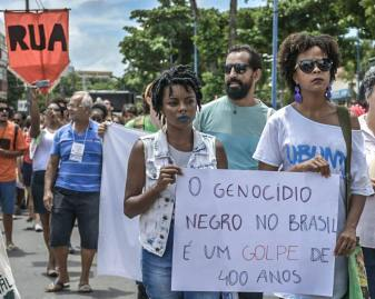 Genocídio negro_rj