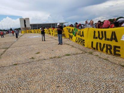 Lula livre-STF2
