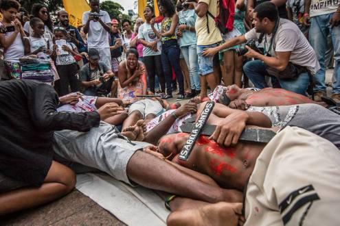 Manifesto contra o genocídio da população negra-Jornalistas Livres
