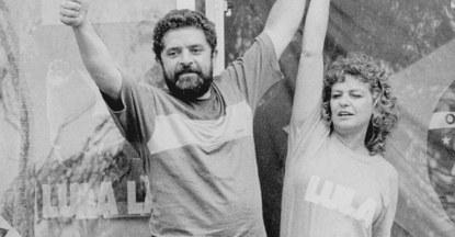 Lula e Marisa, unidos na vida e na militância, mesmo na eternidade - Foto: acervo IL