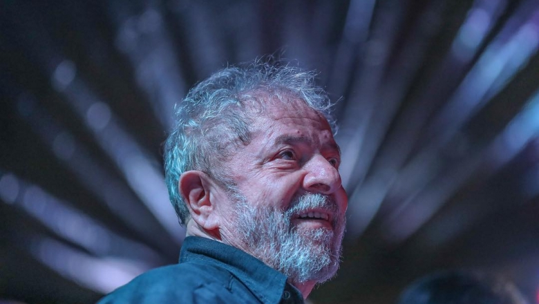 Lula pela lente de Ricardo Stuckert