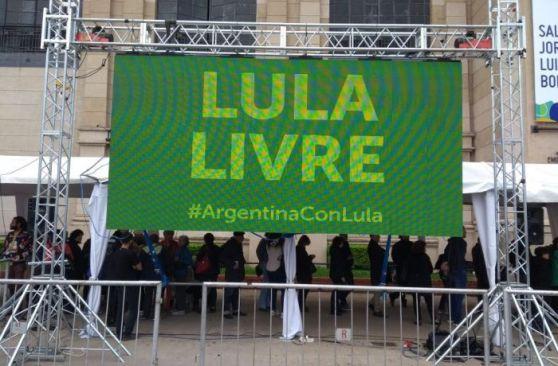 Argentina com Lula