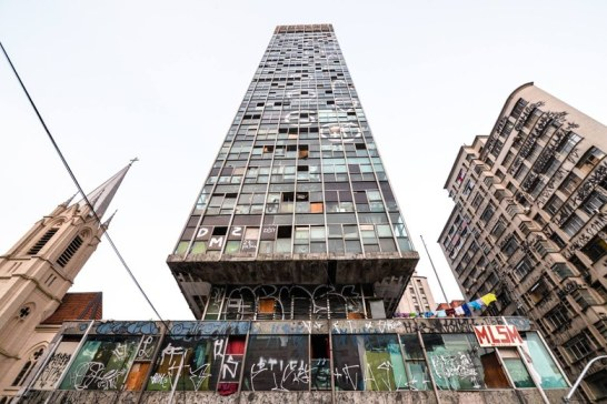 Projeto arquitetônico ousado para o começo dos anos 60, quando foi erguido oWilton Paes de Almeida - Foto: Paulo César Rocha/RBA