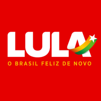 logo campanha lula 2018