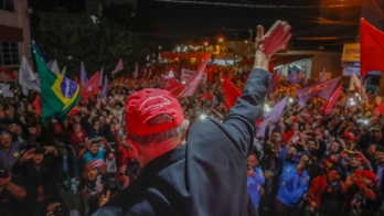 Lula em São Bernardo - Ricardo Stuckert