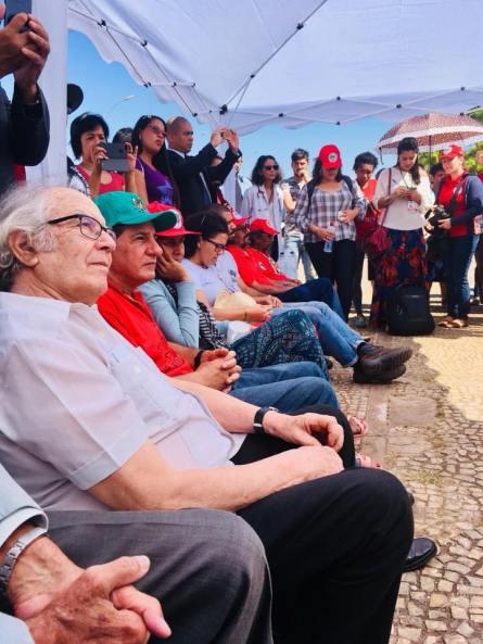 Foto: sítio Adolfo Perez Esquivel