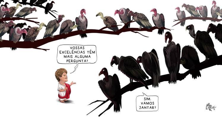 Dilma no Senado_o