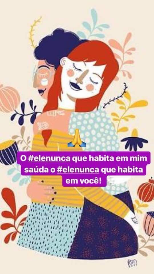 Namatê #EleNunca