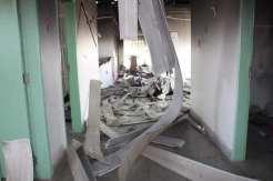 interior da escola Pankaruru destruída 3- FB