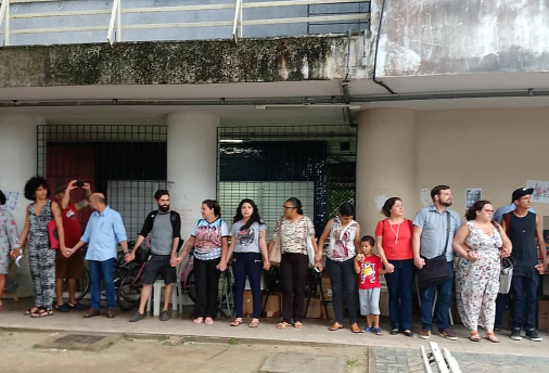 Abraço UFPE-nov 2018-Adufepe-Instagram