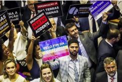 Bancada do PSol - Foto: Mídia Ninja