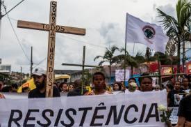 Protesto - Foto: Joka Madruga/MAB