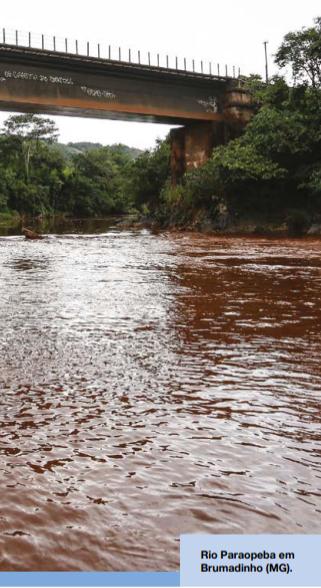 Rio Paraopeba - Brumadinho