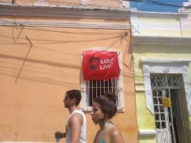 Jovens e Lula Livre