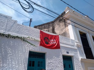 Lula Livre fachada