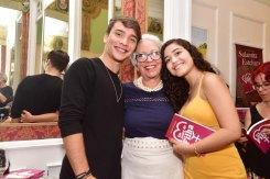 O neto 3 e a namorada Babih - Beto Oliveira