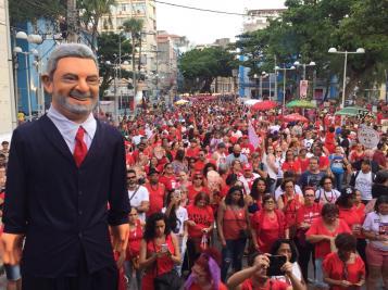 Lula Livre - 07 abril 2019- BDF