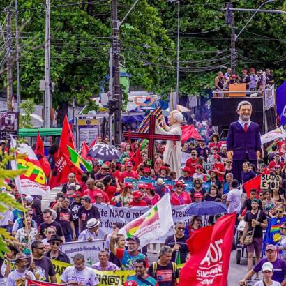 Recife - Foto: Bancários PE