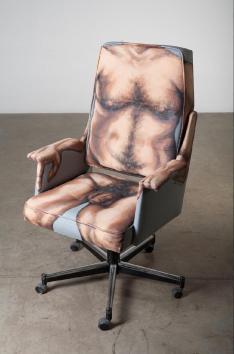 O objeto da censura: cadeira José Pinto do Rego, de Breno Barbosa