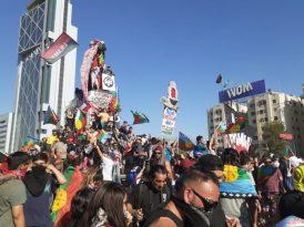 chile-protestos- Victor Farinelli