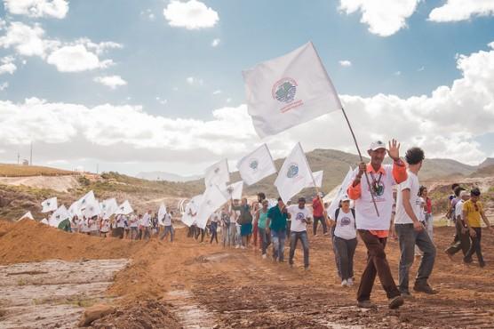 Marcha dos Atingidos - Foto: Isis Medeiros/BdF