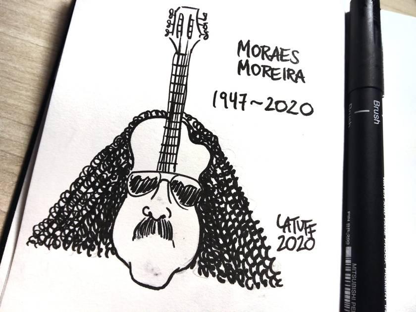 Tributo a Moraes Moreis
