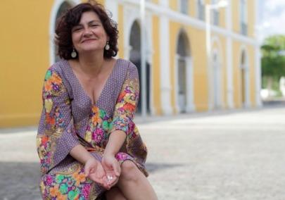 Cida Pedrosa - Foto: Rick Rodrigs/Vermelho