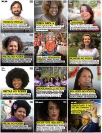 Mulheres, negros e trans vereadores 2